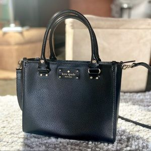 NWOT Kate Spade leather crossbody convertible